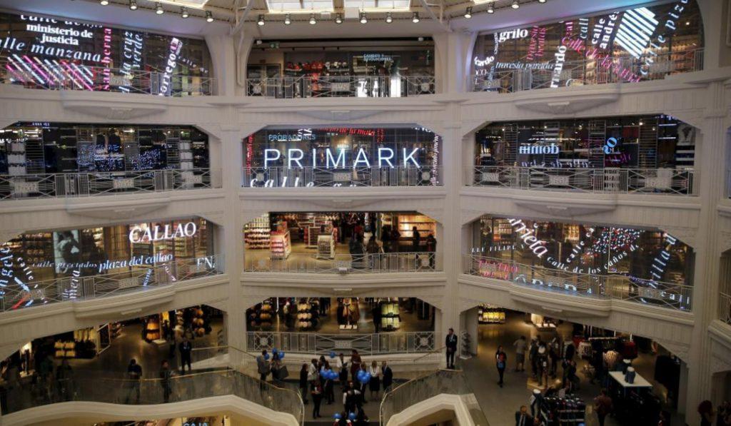 El segundo Primark más grande de España abre en Plaça Cataunya
