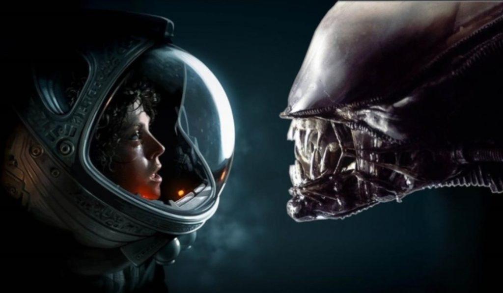 La nave de la película 'Alien' está en Barcelona transformada en un museo de culto