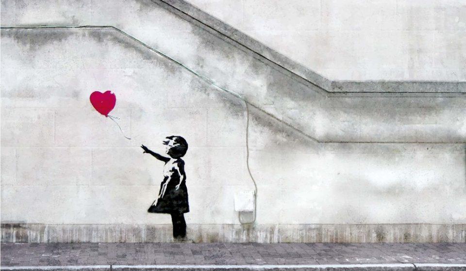 La exposición de Banksy se queda en Barcelona un año más