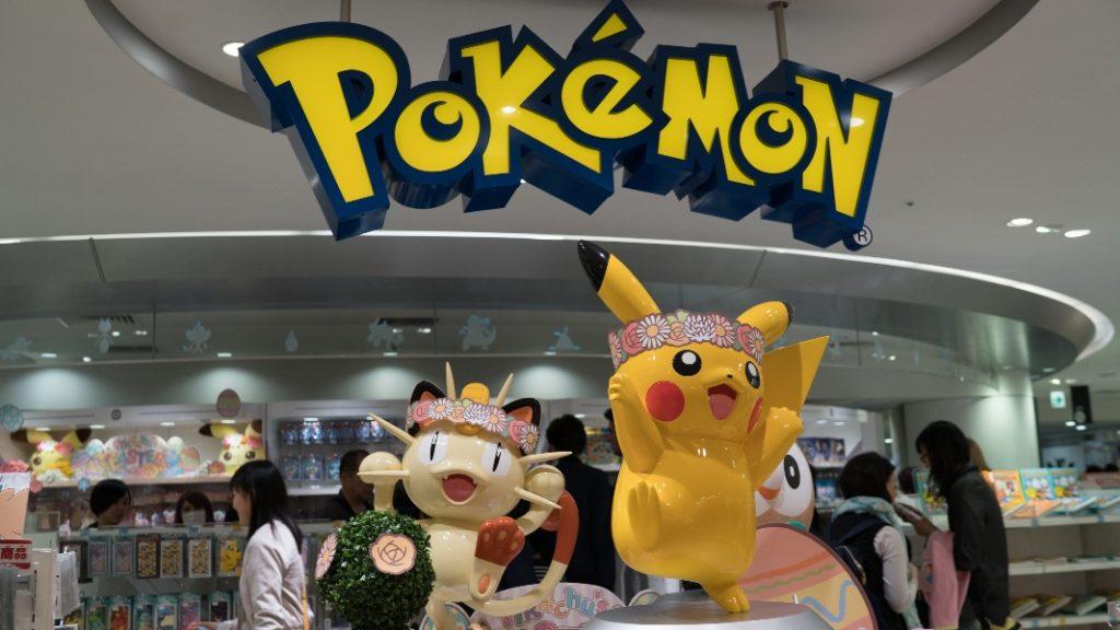 Llega a Barcelona la primera tienda de Pokémon de Europa