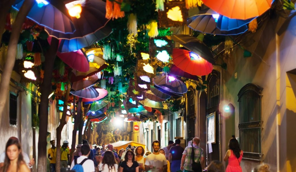 Todo lo que tienes que saber sobre la Fiesta Mayor de Gràcia 2020