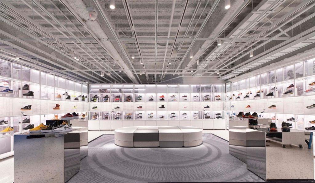 Barcelona tendrá una nueva macrotienda de Nike