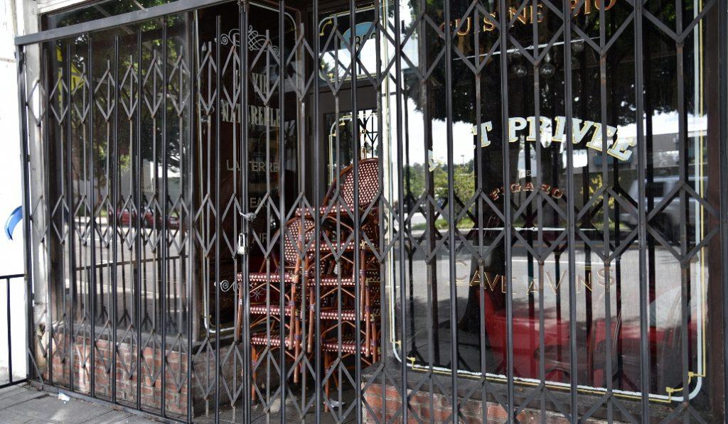 Uno de cada 20 bares de Catalunya ya ha cerrado
