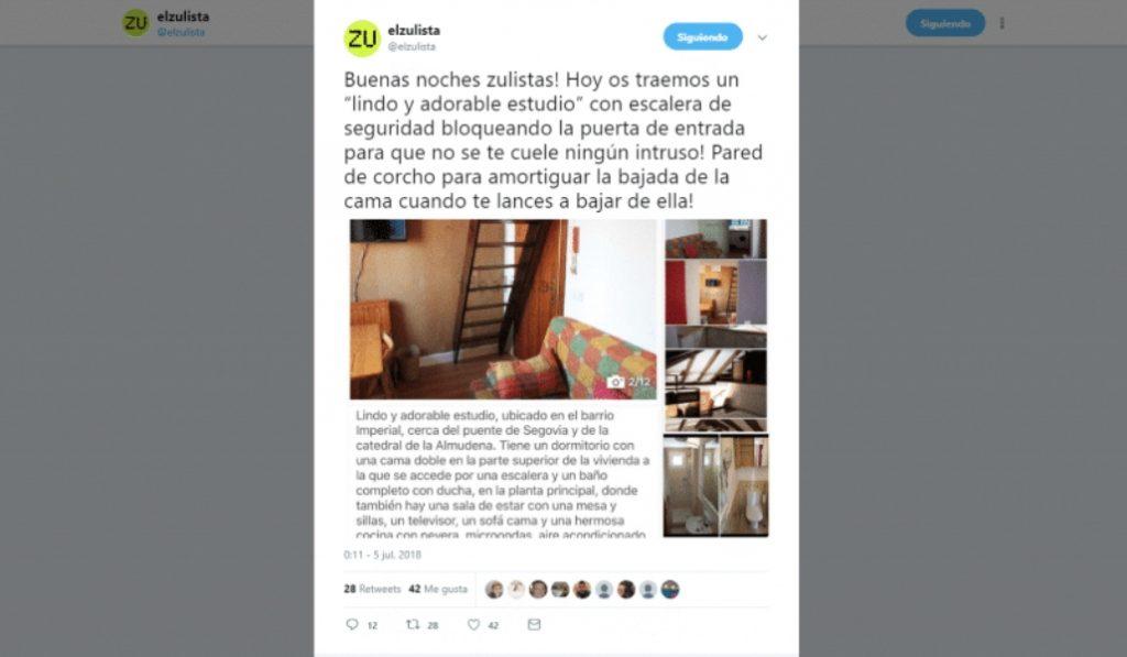 El Zulista: destapando las vergüenzas del mercado inmobiliario