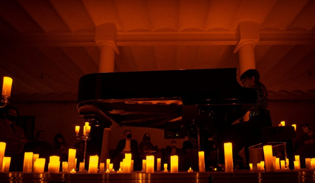 La finca Mas Ravetllat-Pla, nuevo escenario de los conciertos Candlelight