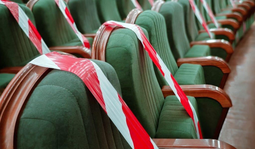 La Generalitat suspende toda actividad cultural desde mañana