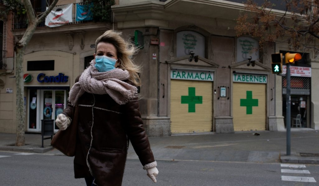 Catalunya decreta el confinamiento de fin de semana