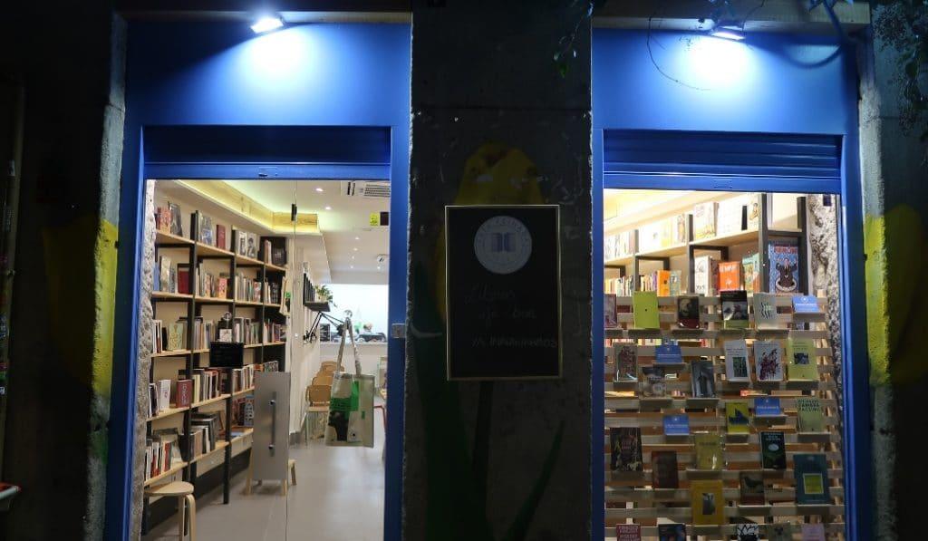 La librería barcelonesa Lata Peinada abre nueva sede en Madrid