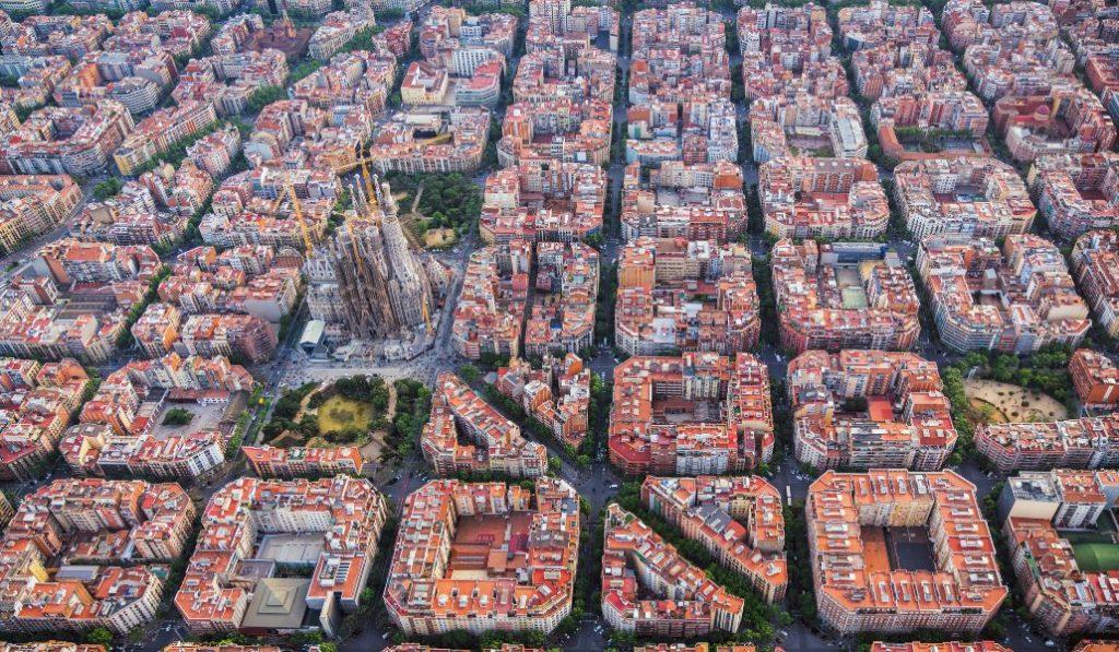 Barcelona es una de las 10 mejores ciudades del mundo