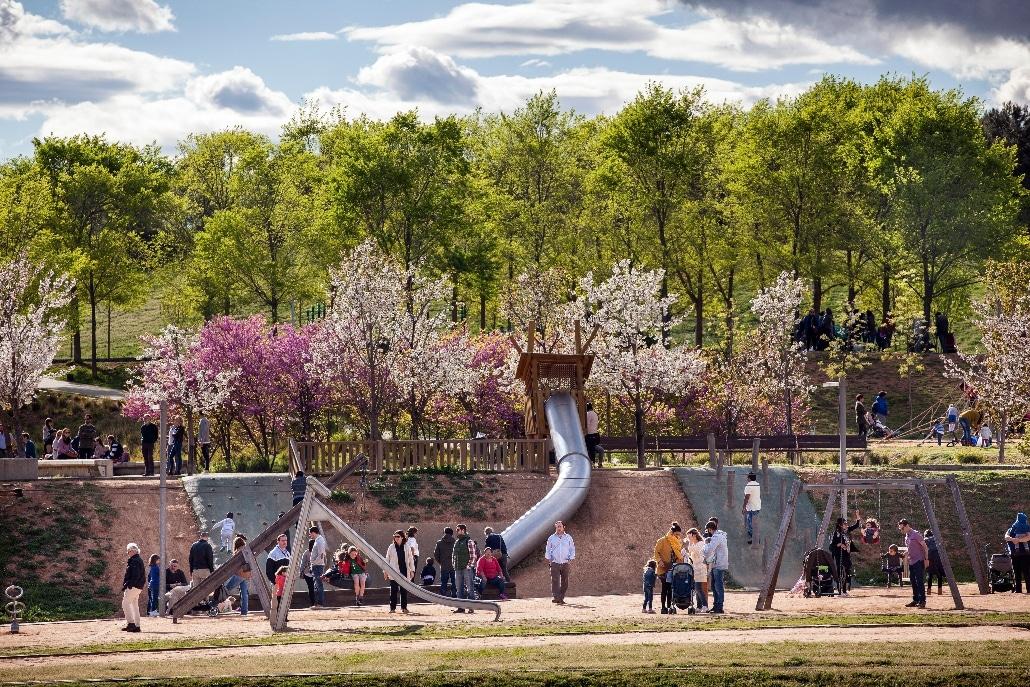 Foto: Parc del Turó de Can Mates   Mané Espinosa