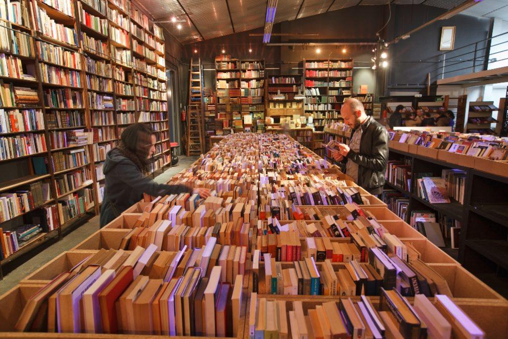 Las mejores librerías de segunda mano de Barcelona