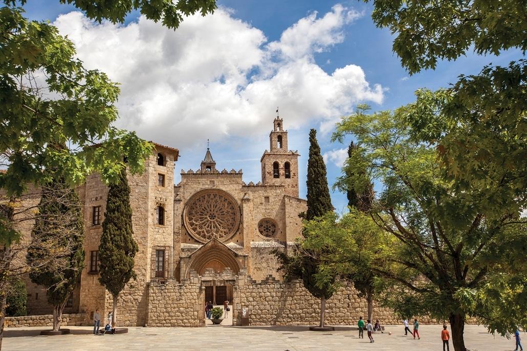 Foto: Monasterio de Sant Cugat   Mané Espinosa