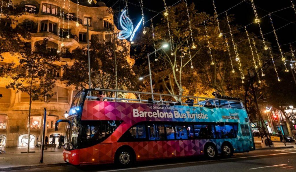 El bus turístico arranca hoy con nueva ruta navideña