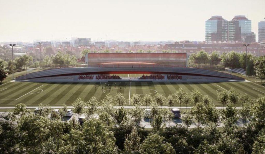 Así será la nueva ciudad deportiva de la Fundación Damm