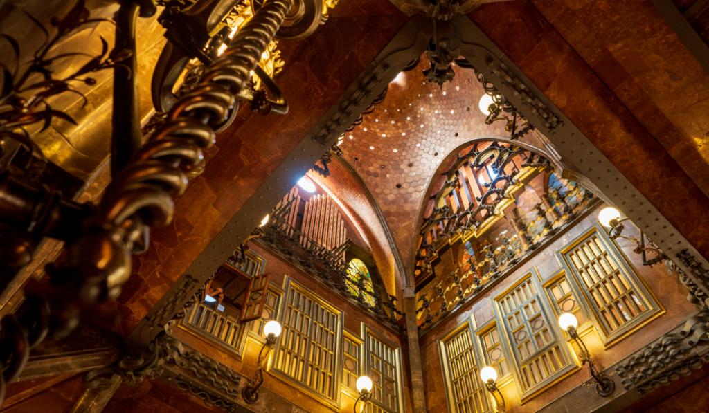 El Palau Güell, la primera obra realmente importante de Gaudí