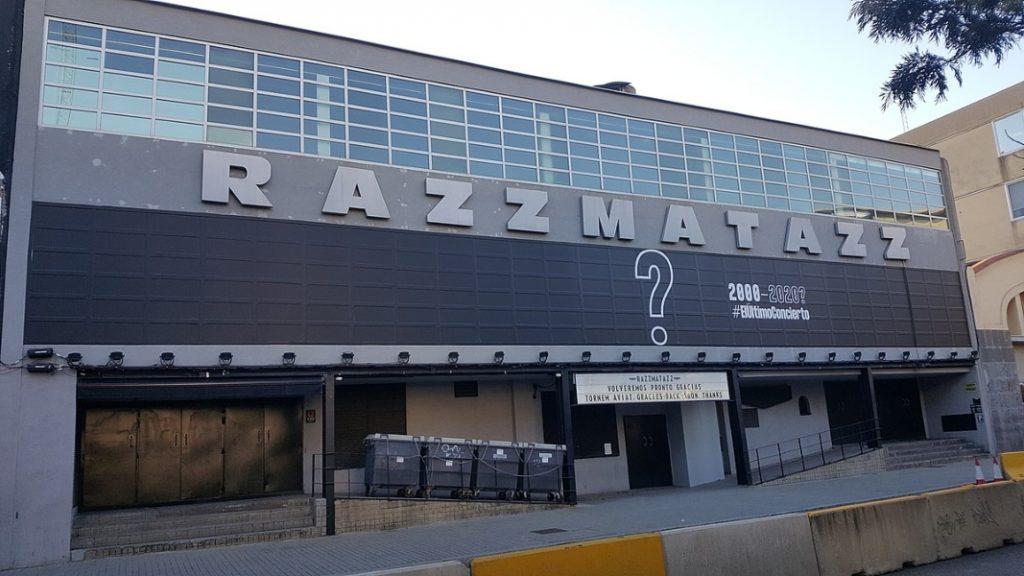 «La Sala Razzmatazz y otras salas de Barcelona podrían desaparecer»
