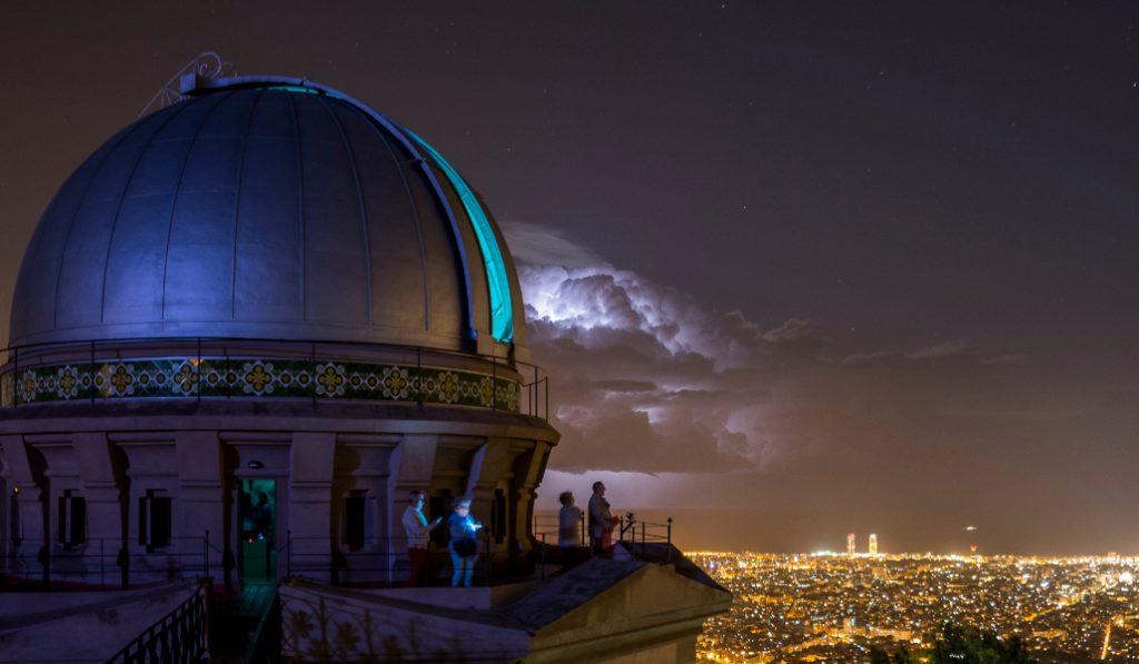 Observatorio Fabra: una experiencia más allá de las estrellas