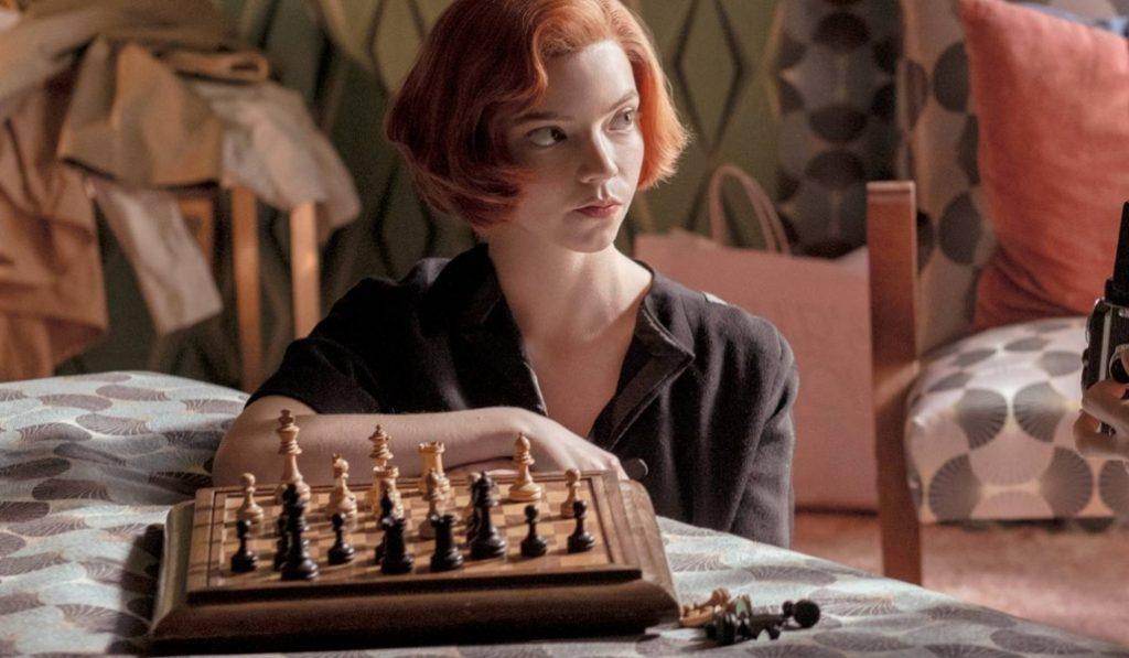 Los tableros de ajedrez de la serie 'Gambito de dama' llevan el sello 'made in Barcelona'
