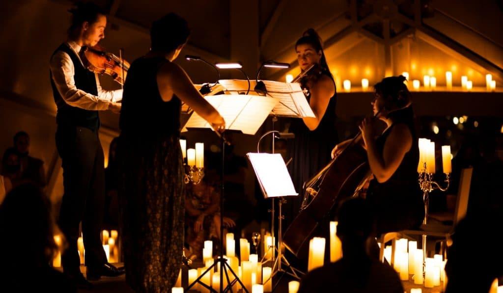 Candlelight edición Sant Jordi a la luz de las velas