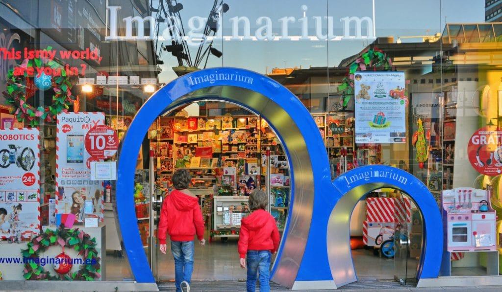 Imaginarium cierra sus tiendas en Barcelona