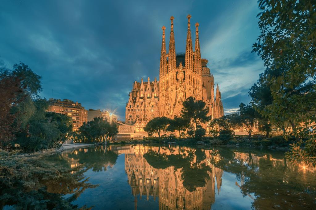 La Sagrada Familia, elegida mejor monumento del mundo