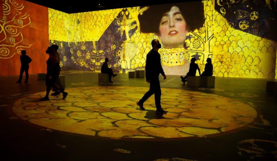 Camina por la obra de Klimt en esta impresionante exposición en Barcelona