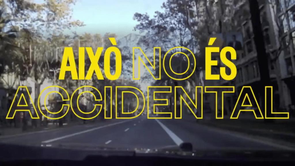 La Guardia Urbana lanza un impactante vídeo para concienciar sobre los accidentes de tráfico en Barcelona