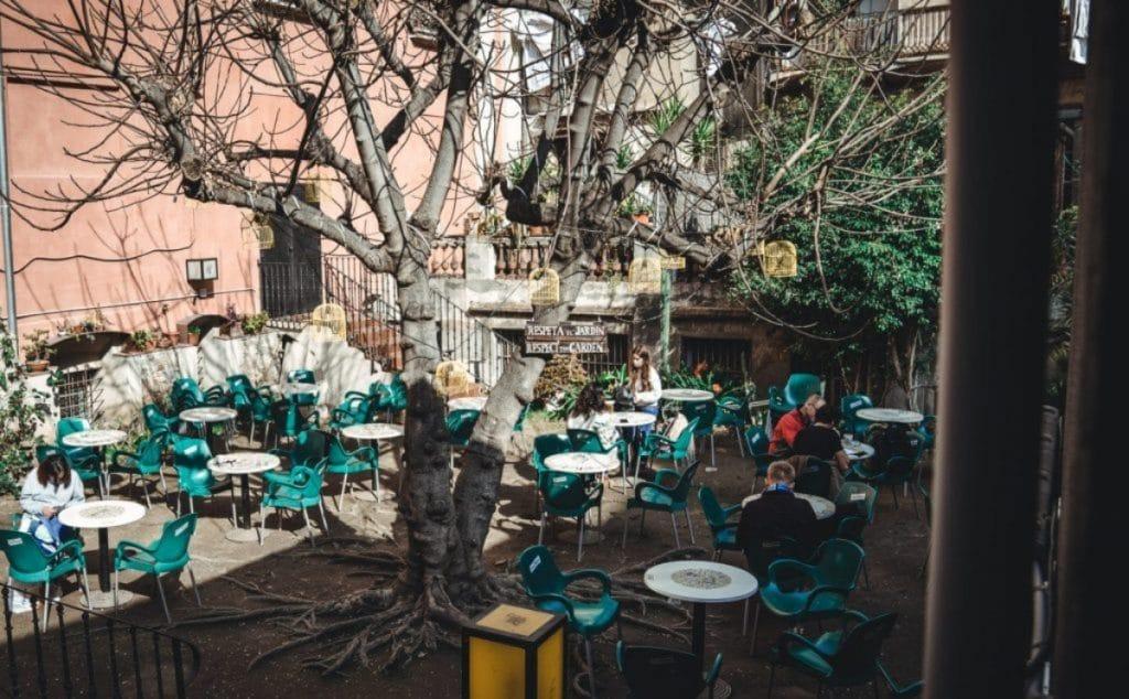 18 terrazas de Barcelona para gozártelo al aire libre