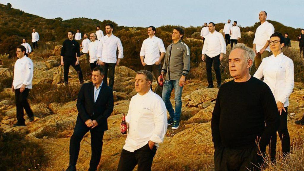 Estrella Damm homenajea a la restauración en su nuevo anuncio