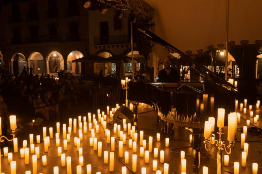 El Poble Espanyol se llenará de velas para acoger estos conciertos al aire libre