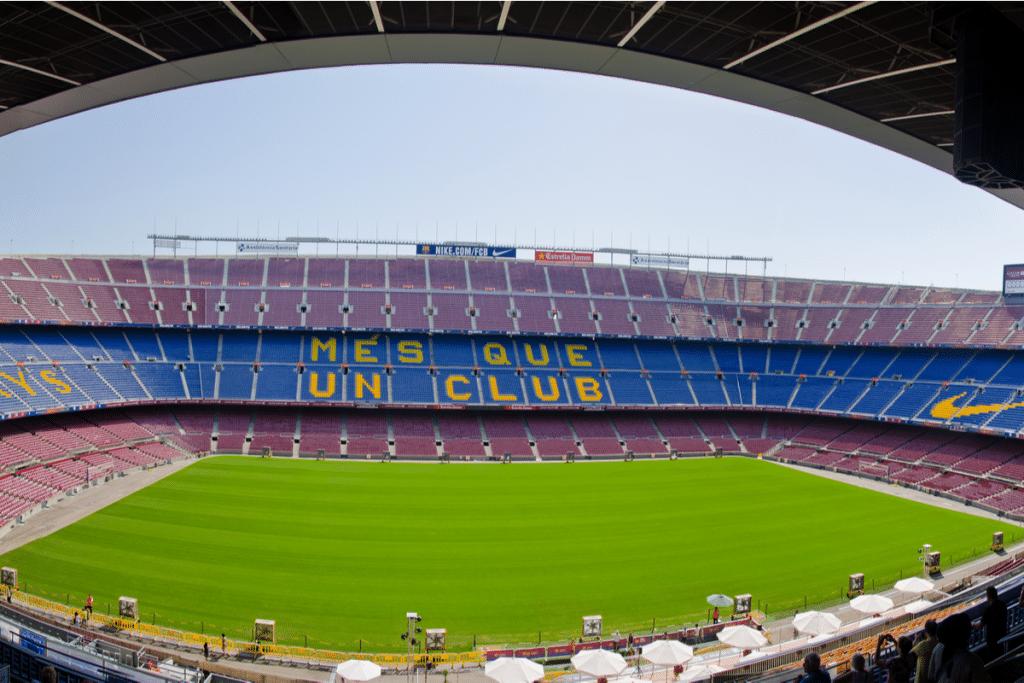 El Camp Nou será uno de los escenarios de la vacunación masiva en Catalunya