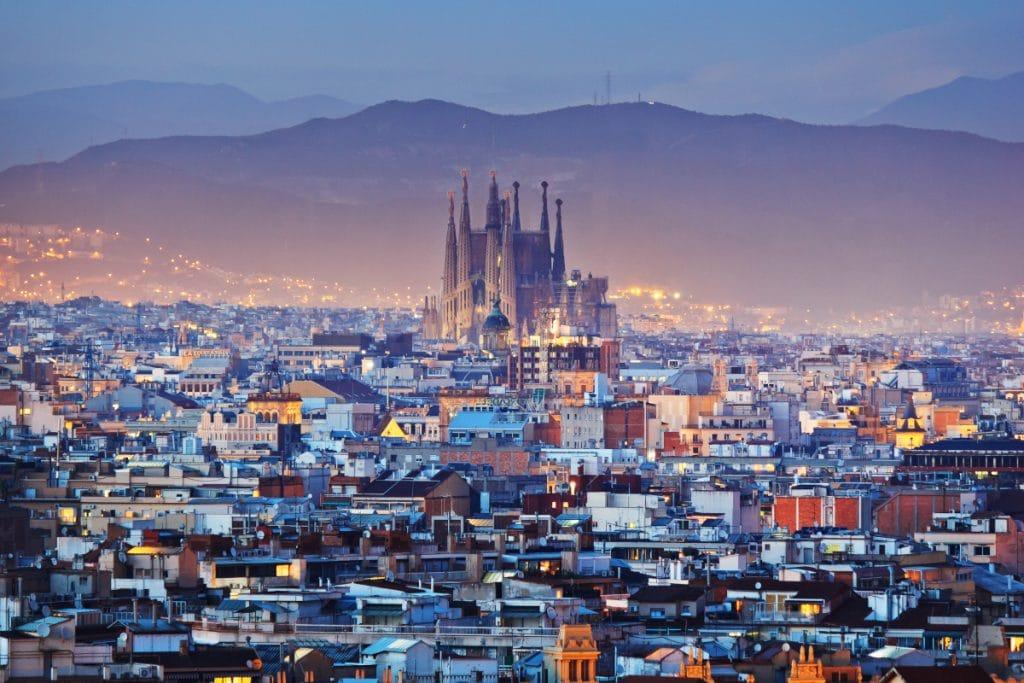 Barcelona solo produce el 25% de la contaminación del área metropolitana