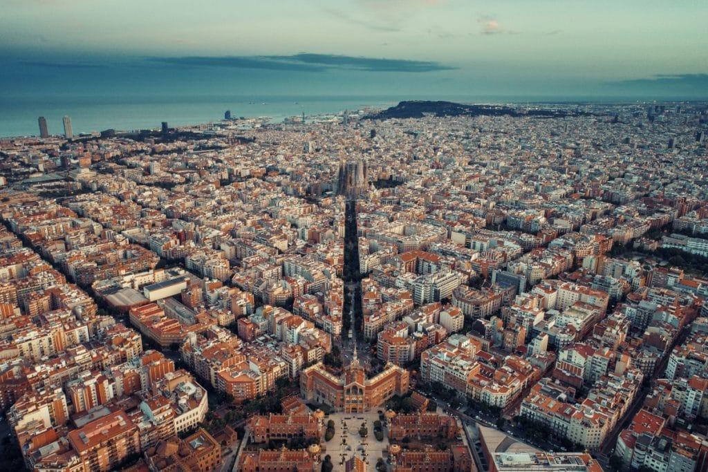 Barcelona, área tensionada por los alquileres