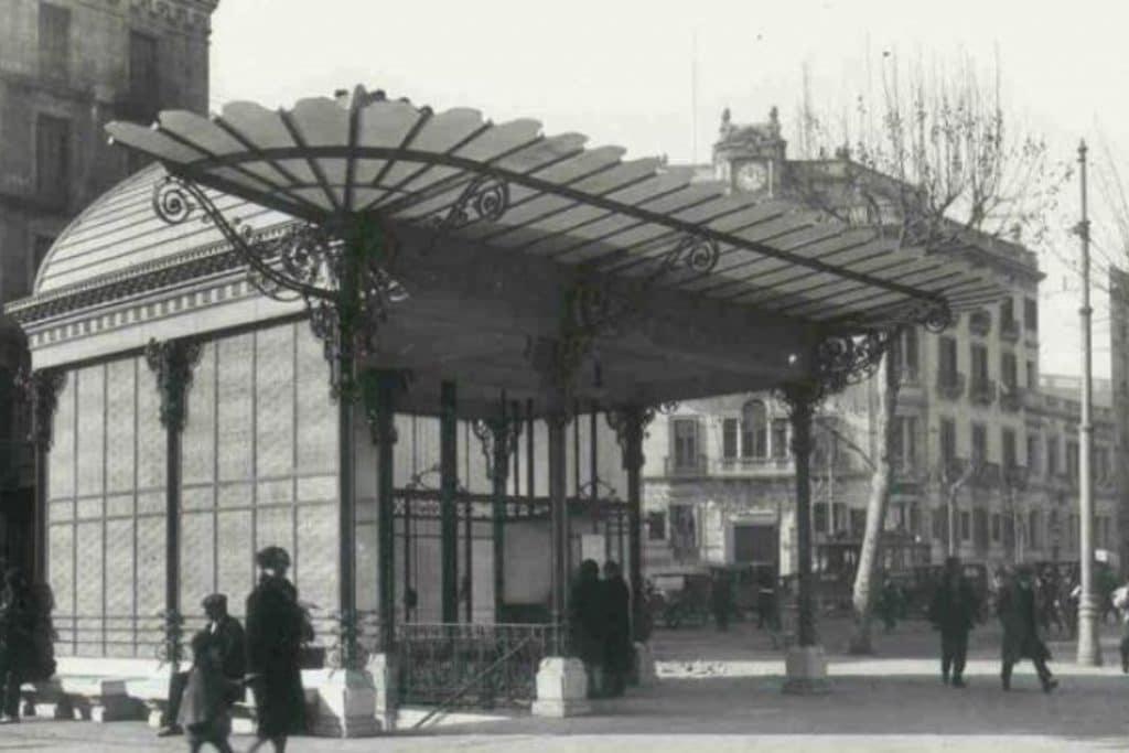 Archivo histórico TMB