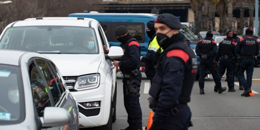 Catalunya regresa al confinamiento comarcal este viernes