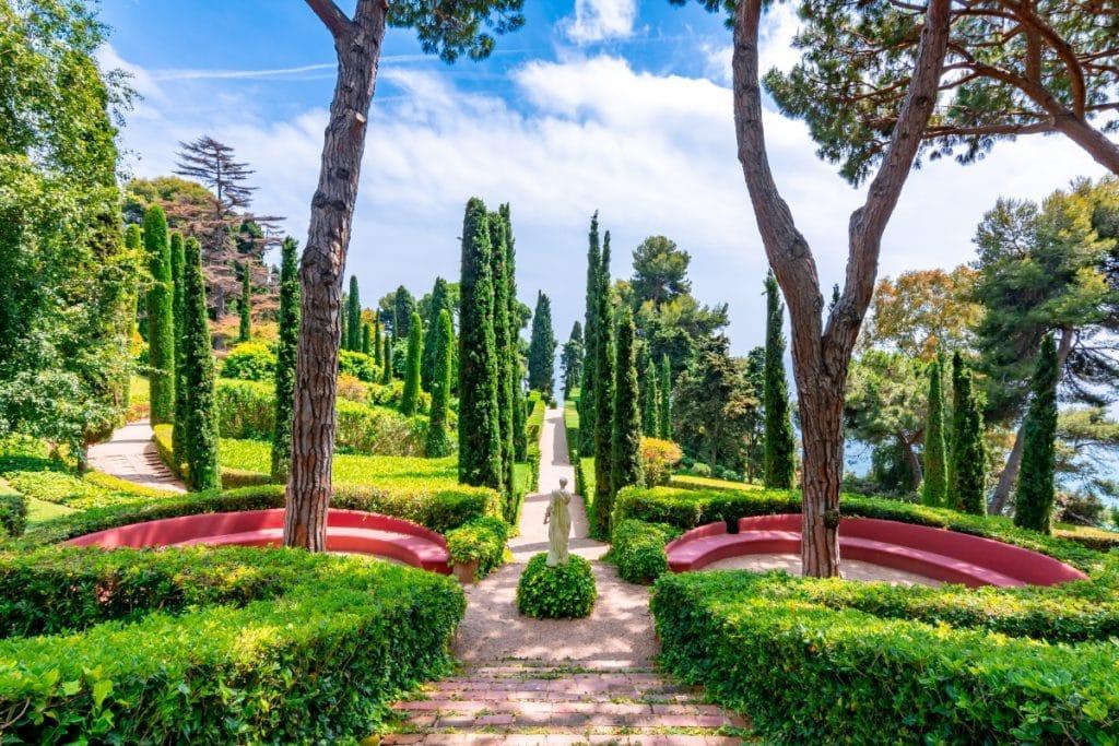 Los jardines históricos que se pueden visitar en Cataluña