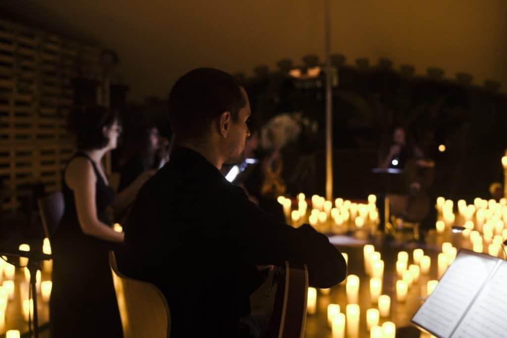 Candlelight Open Air: bandas sonoras de anime a la luz de las velas