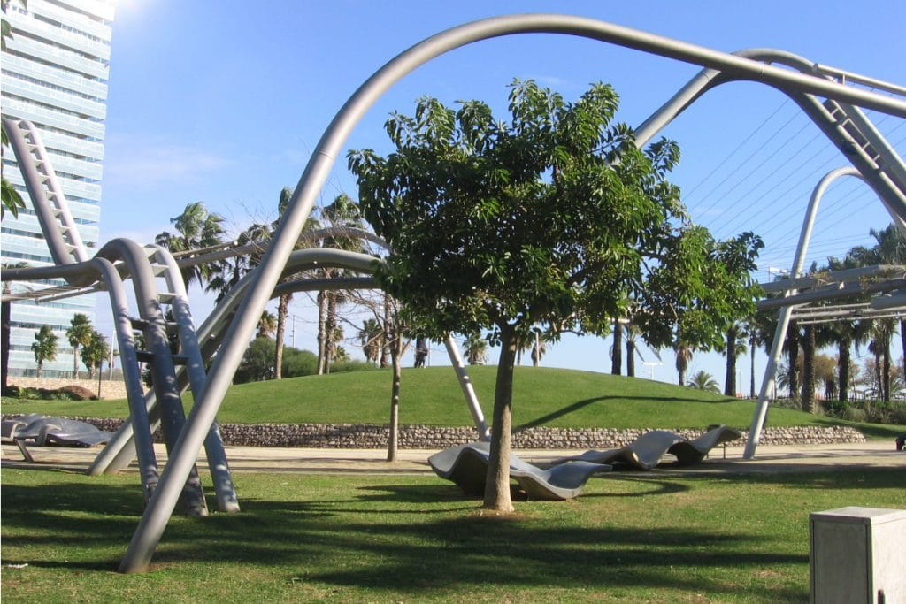 Califican el parque de Diagonal como refugio de Biodiversidad