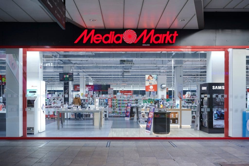 MediaMarkt conquista Barcelona