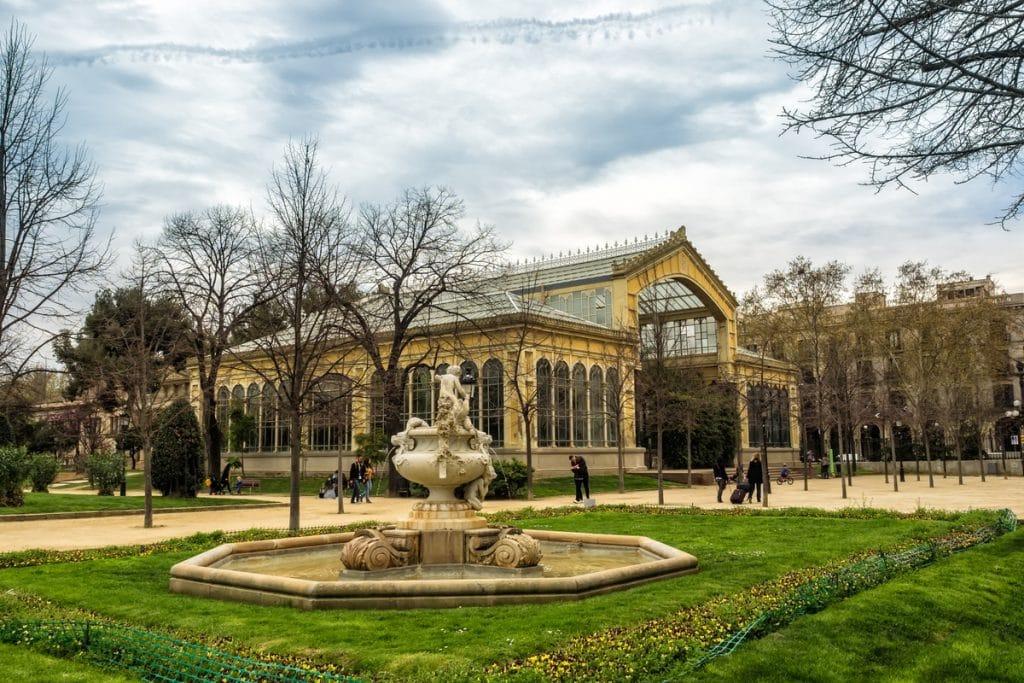 El Invernadero del Parc Ciutadella será restaurado