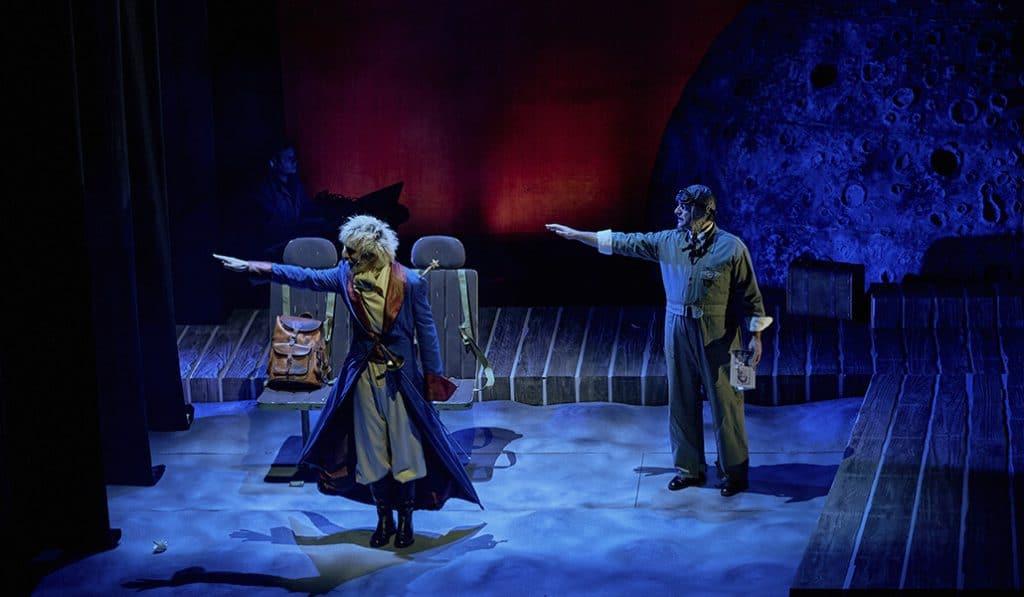 Llega a Barcelona 'Antoine', el musical de 'El Principito'