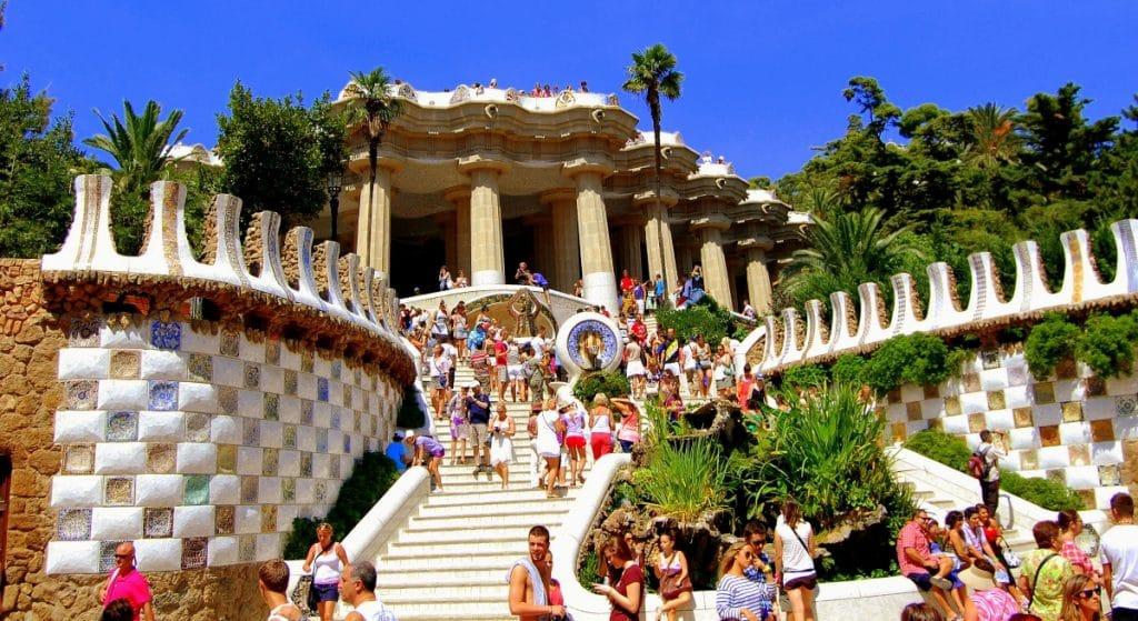 Check Barcelona, una nueva app para evitar aglomeraciones en espacios turísticos