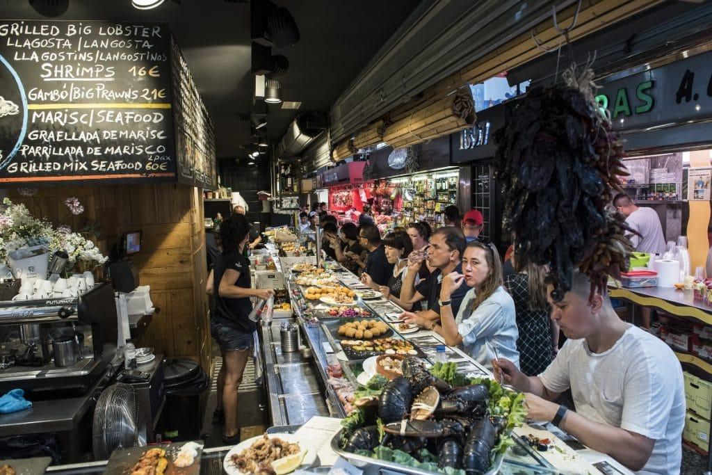 20 restaurantes se llenarán al 100% en Barcelona