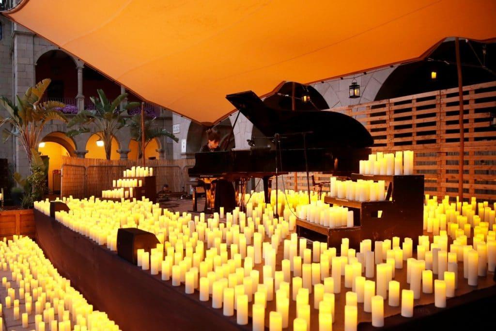 Las mejores obras de Chopin sonarán en Barcelona bajo las estrellas
