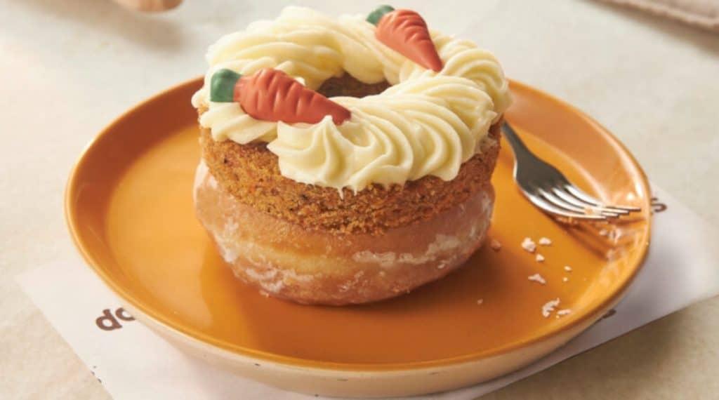 Donuts estrena su propio servicio de reparto a domicilio