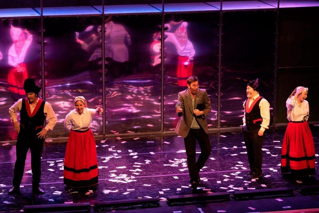 La obra de teatro de 'Fariña' llega a Barcelona