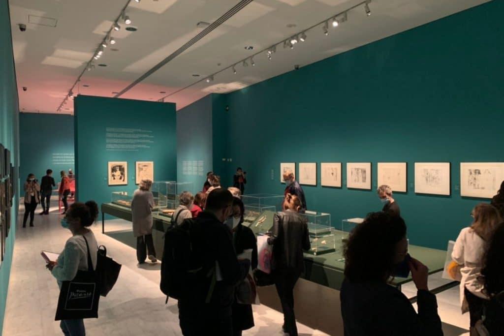 Arranca la exposición sobre la faceta más desconocida de Picasso
