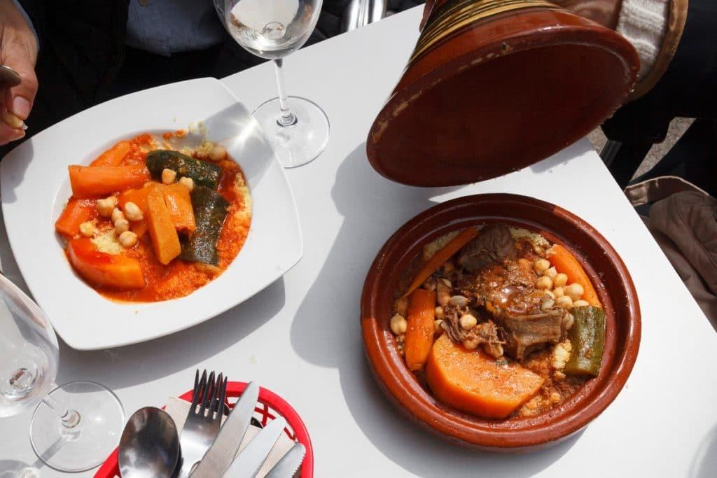La fusión de la cocina catalana y argelina del acogedor Petit Montjuïc