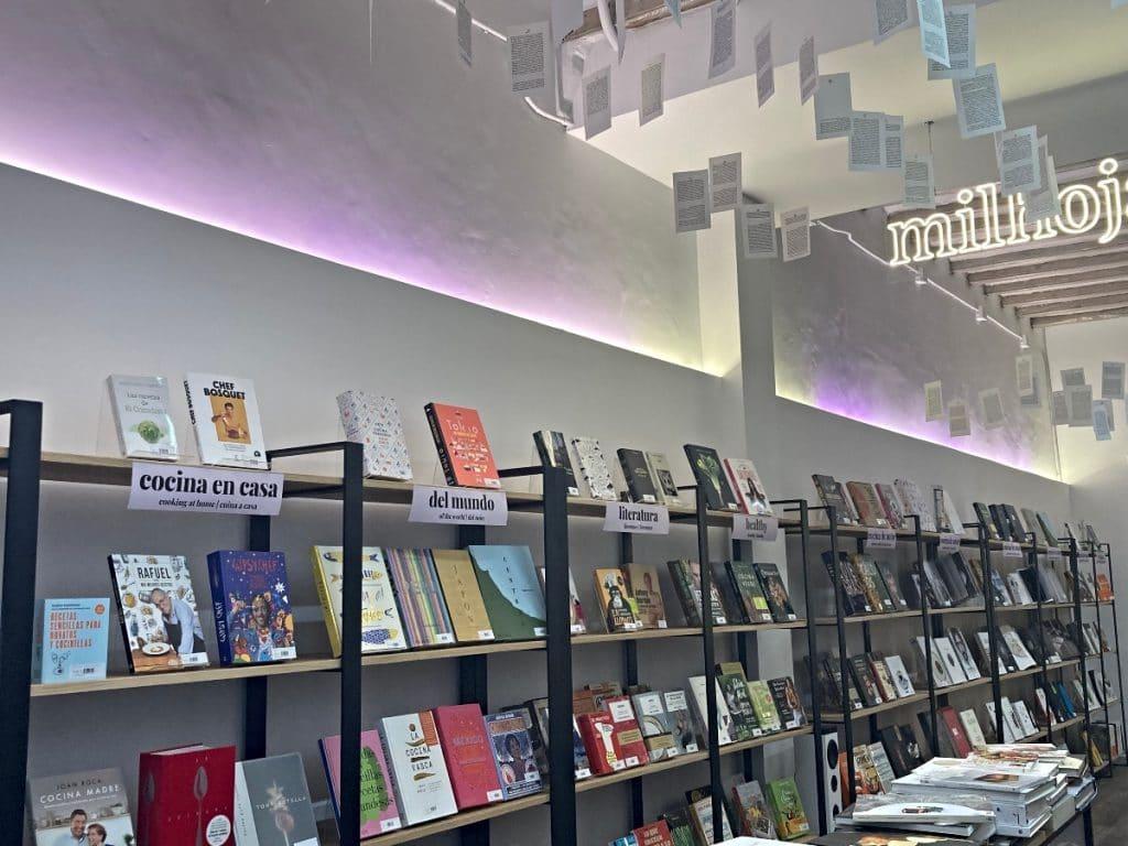 Milhojas: la nueva librería y espacio gastronómico en pleno centro de la ciudad