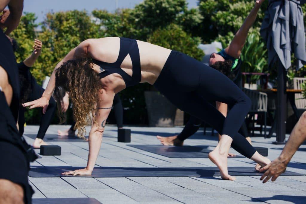 Siente el poder del yoga en la azotea del Hotel Mandarín Oriental 5*